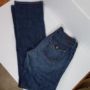Lucky Brand bootcut jeans sz 6/28